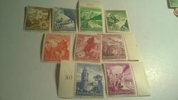 German Empire 1938 Castles - Allemagne