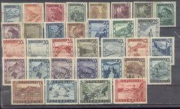 AUSTRIA - YVERT N°  600/32  (#1357) - 1945-.... 2ª República