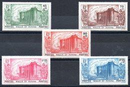 WALLIS ET FUTUNA - YT N° 72 à 76 - Neufs ** - MNH - Cote: 187,50 € - Wallis-Et-Futuna
