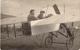 Aviation - Aviateur Henri Cobioni - La Chaux-de-Fonds - Rare - Aviateurs