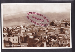 Q1414 - BEYROUTH - Vue Générale - Liban - Lebanon
