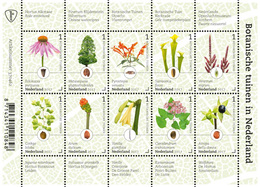 Botanic Gardens MNH (9-7) - 2013-... (Willem-Alexander)
