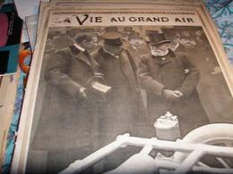 SALON AUTO CHARRON MERCEDES/DE LA VAULX/LUTTE FOLIES BERGERES /RUGBYY RACING STADE /FOOTBALL ASSOCIATION - 1900 - 1949