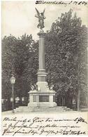TILSIT-  Советск - Tilžė - Kriegerdenkmal - Gesendet 1904 - Ostpreussen
