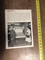 ANNEES 60 PUBLICITE STAND EXPOSITION GRINGOIRE PITHIVIERS - Alte Papiere
