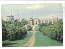 Inghilterra England Windsor Castle  Berkshire Viaggiata Condizioni Come Da Scansione - Windsor Castle