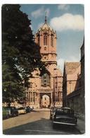 Inghilterra England Tom Tower Christ Church Oxford Non Viaggiata Condizioni Come Da Scansione - Oxford