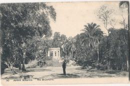 *** BRESIL  *** Rio De Janeiro Jardin Botanico - Unused TTB - Rio De Janeiro