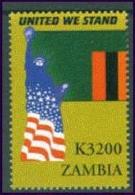 """Zambia 2002 """"United We Stand"""" (). MNH - Zambia (1965-...)"""