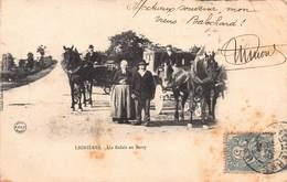 CPA LIGNIERES - Un Relais En Berry - France