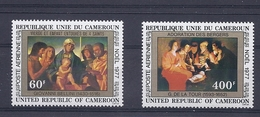 190031703   CAMERUN  YVERT    AEREO  Nº  276/7  **/MNH - Camerun (1960-...)