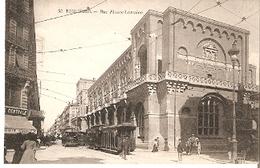 Postal Toulouse. Francia. Nº 52. Rue Alsace-Lorraine.  Ref. 7f-2439 - Tranvía