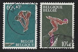 ZWEMSPORT-NATATION - Belgique