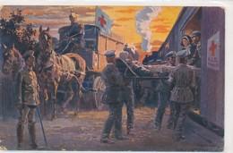 """Z.12.  Guerra 1914-18 - """"Rote Kreuz-Sammlung 1914"""" - Illustrata Anton Hoffmann - Guerre 1914-18"""