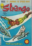 STRANGE N°123 Mars 1980 - Spidey