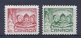 190031713   CANADA  YVERT    Nº  397/8  **/MNH - 1952-.... Reinado De Elizabeth II