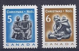 190031714   CANADA  YVERT    Nº  409/0  **/MNH - 1952-.... Reinado De Elizabeth II