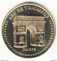 Monnaie De Paris 75.Paris - Arc De Triomphe 2009 EVM - Monnaie De Paris