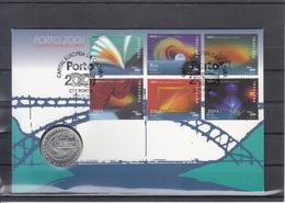 Portugal / Porto 2001 - Stamps