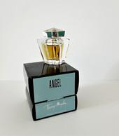 Miniatures De Parfum  ANGEL De THIERRY MUGLER   Etoile  Collection   EDP   4  Ml    +  Boite - Miniatures Modernes (à Partir De 1961)