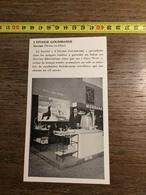 ANNEES 60 PUBLICITE L OTARIE GOURMANDE SEVRAN GELL NUTS - Alte Papiere