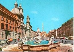 Roma - Piazza Navona - Places & Squares