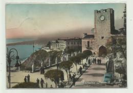 TAORMINA - PIAZZA IX APRILE VIAGGIATA FG - Messina