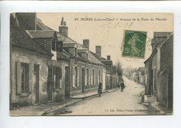 Morée Avenue De La Place Du Marché - Moree