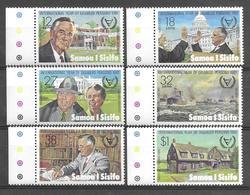 Samoa 1981 - International Year Of Disabled Persons - Samoa