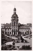 AK Mannheim - Paradeplatz Mit Kaufhaus (41235) - Mannheim