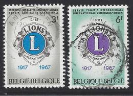 LIONS CLUB - Belgique
