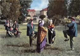 AUVERGNE ALLIER Bourée Livradoué Dansaire La Sabotière 34 (scan Recto Verso)MA004BIS - Vichy