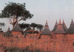 CAMEROUN Village KIRDI Aux Toits De Chaume   38 (scan Recto-verso)MA2295Und - Cameroun