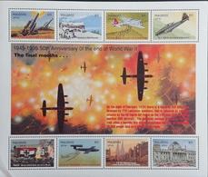 Maldive Islands 1995 End Of World War II,50th. Anniv. - Stamps