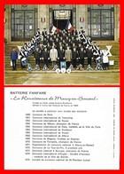 "CPSM/gf (59) MARCQ-en-BAROEUL.  ""La Renaissance De Marcq-en-Batoeul"". Batterie Fanfare...G132 - Marcq En Baroeul"