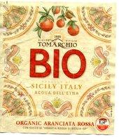 Etichetta Bibita Sicilia Tamarchio - Labels