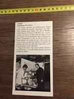 ANNEES 60 PUBLICITE STAND EXPOSITION ROBIN STRASBOURG - Alte Papiere