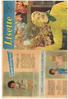 Lisette N° 45 Tante Maggy Nautilus Mikado Roman Photo Nanou L'Alsacienne Plume Blanche Romy Schneider Kristina Betty - Books, Magazines, Comics