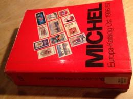 MICHEL-Europa-Katalog OST.  1996/1997 - Postzegelcatalogus