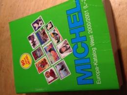 MICHEL-Europa-Katalog WEST.  2000/2001 (L-Z) - Postzegelcatalogus