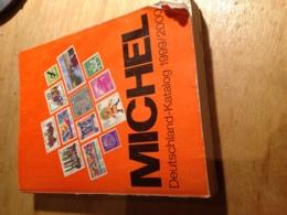 MICHEL-Deutschland-Katalog 1999/2000 - Duitsland