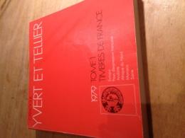 Yvert Et Tellier 1979 Tome 1 - Timbres De France - Frankrijk