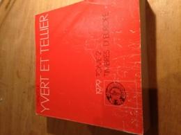 Yvert Et Tellier 1979 Tome 2 - Timbres D'Europe - Postzegelcatalogus