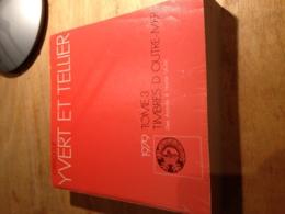 Yvert Et Tellier 1979 Tome 3 - Timbres D'Outre-Mer (A-H) - Postzegelcatalogus