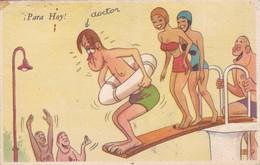PARA HOY! FUNNY HUMOUR CPA. MITCHELL'S. VOYAGEE 1960s - BLEUP - Humour