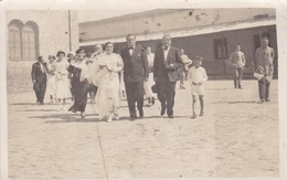 CARMEN DE PATAGONES, ARGENTINE. MARRIAGE. PHOTO SUR CPA YEAR 1925 - BLEUP - Noces