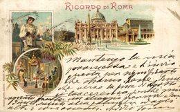 1899 /// RICORDO DI ROMA - Roma (Rome)
