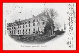 CPA (29) QUIMPER.  Ecole Normale D'Insttuteurs...G288 - Quimper