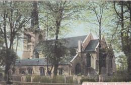 STOKE NEWINGTON - THE OLD CHURCH - London Suburbs