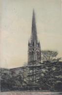 STOKE NEWINGTON - NEW ST MARYS CHURCH - London Suburbs